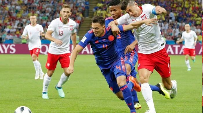 Clinical Colombia send Poles packing with 3-0 win