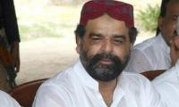 PTI withdraws ex-minister Sikandar Bosan's ticket after protest