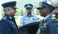 Commander Air Force of Zimbabwe visits Air Headquarters