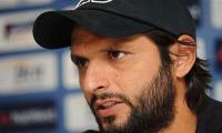 Afridi speaks out over water issue in Karachi
