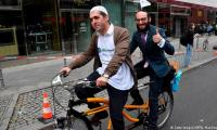 Imams, Rabbis cycle together to bring down Antisemitism and Islamophobia in Germany