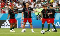 Portugal v Iran World Cup starting line-ups