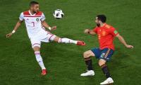 Thiago in for Spain as Morocco drop captain Benatia