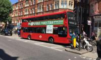 'Prosperous Pakistan' bus campaign launched in London
