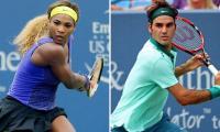 Federer, Serena lead Wimbledon against World Cup