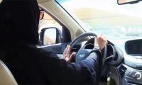 Saudi woman´s car set ablaze after driving ban lifted