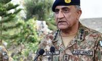 Army chief congratulates Pakistan on clinching triangular series