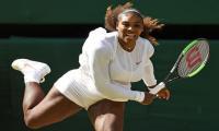Serena battles into 11th Wimbledon semi