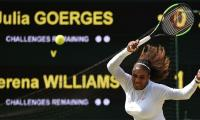 Serena to face Kerber in Wimbledon final