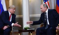 Trump and Putin open historic summit