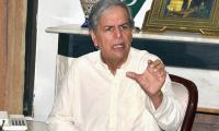 Javed Hashmi denied permission to meet Nawaz Sharif at jail