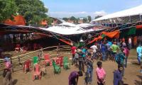 Tent collapse at Indian PM Modi´s rally injures 15