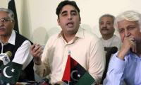 Bilawal Bhutto seeks timely polls despite terror threats