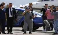 Maradona arrives in Belarus to take up new job