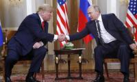 Putin praises Trump as 'well-qualified' after summit