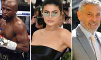 Boxer Mayweather, George Clooney lead world's highest paid entertainers