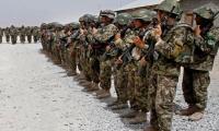 Russia, Tajikistan hold anti-Taliban drills near Afghan border