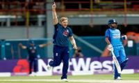Willey, Rashid strike as England hold India to 256-8 in final ODI