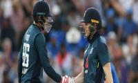 Root, Morgan guide England to ODI series win against India