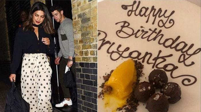 Here's how Priyanka Chopra is celebrating her birthday with Nick Jonas