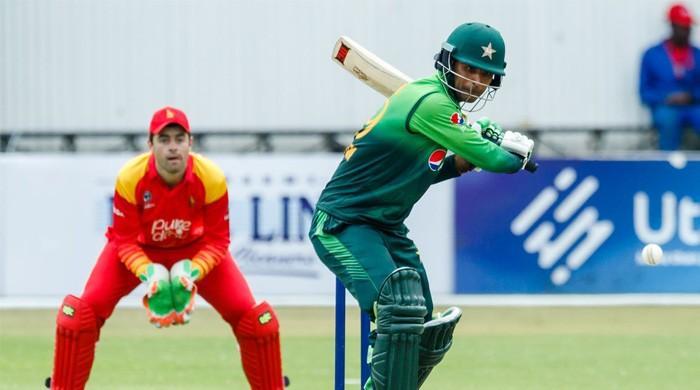 Pakistan beat Zimbabwe to take unbeatable 3-0 lead in ODI series