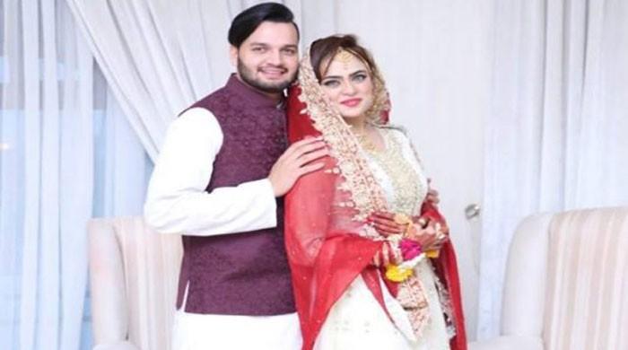 Cricketer Usman Qadir weds stage actress