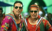 Akshay Kumar and Salman Khan mark their places in Forbes World's highest paid entertainers