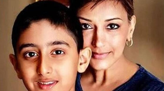 Sonali Bendre reveals shocking cancer diagnosis to son Ranveer
