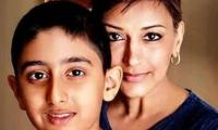 Sonali Bendre reveals shocking cancer diagnosis to son Ranveer