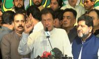 A leader who does not live or die for Pakistan cannot fight for it either, says Imran Khan