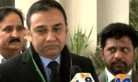 Raza Haroon concerned over security of election candidates