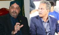 NAB launches inquiry against Agha Siraj Durrani, Waseem Akhtar