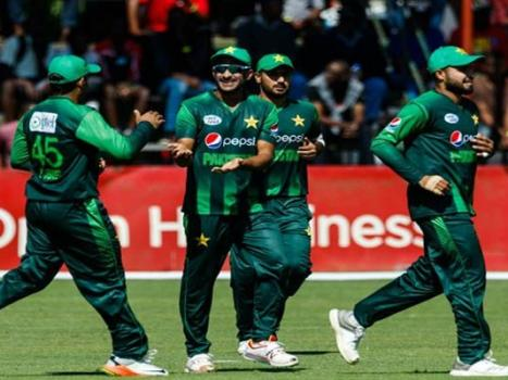 Pakistan thrash Zimbabwe for fourth successive time