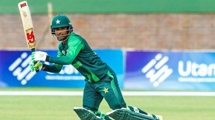 Congratulations pouring in for Fakhar Zaman