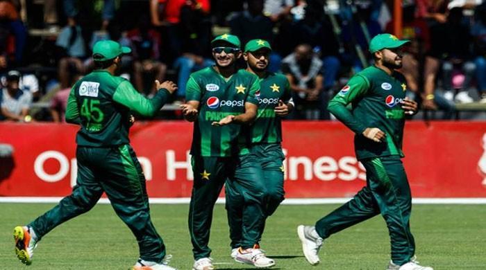 Pakistan thrash Zimbabwe for fourth successive time