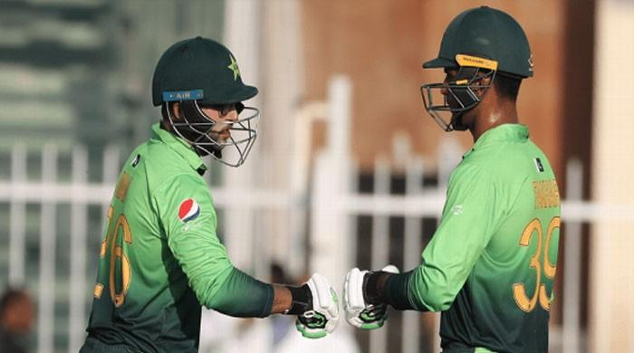 Records galore for Pakistan in ODI at Bulawayo