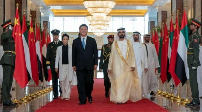China shows rising interest in Middle East during Xi visit to UAE
