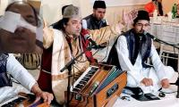 Pakistani Qawwal Haji Ameer Khan attacked in London
