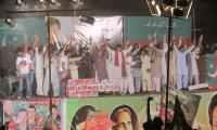 Campaigns at fever pitch even four days prior to elections