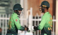 Records galore for Pakistan in ODI at Bulawayo