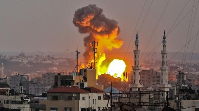 UN warns of war as deadly Israeli strikes pound Gaza