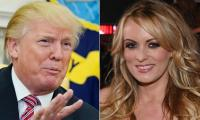 Trump ´on tape´ discussing hush money for Playboy model