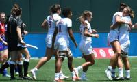 New Zealand impress at World Cup 7s as England crash out