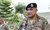 Blood of our martyrs shall not go waste: COAS