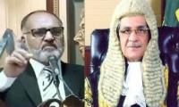 Justice Siddiqui requests CJ to investigate meddling claims