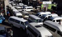 11 minibus taxi drivers shot dead in ambush: police