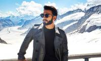 Ranveer Singh shooting four ads in four cities in just 8 days!
