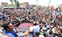 Not afraid of undemocratic tactics, says Bilawal Bhutto