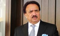 Rehman Malik slams Twitter for suspending Raza Rabbani's account