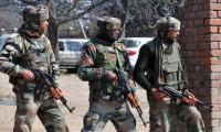 Indian forces martyr five Kashmiris